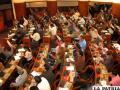 MAS buscará dos tercios en Asamblea Plurinacional
