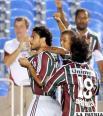 """""""U"""" de Chile empata con Fluminense"""