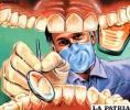 ¿No le gusta ir al dentista?