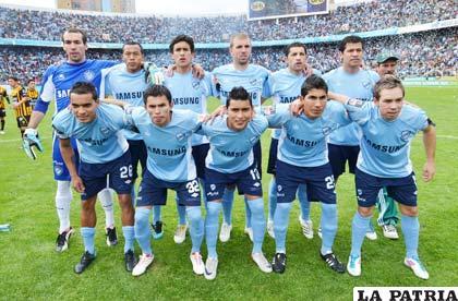 Bolívar con el objetivo de retener el título de la Liga