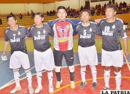 Jugadores de Morales Moralitos