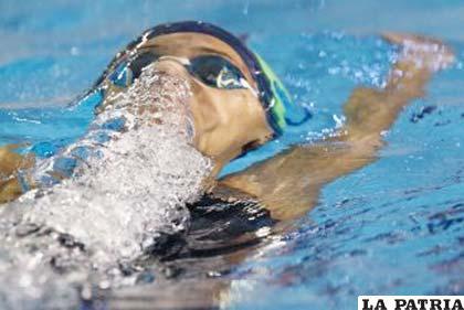 Brasil manda en la natación de los Panamericanos