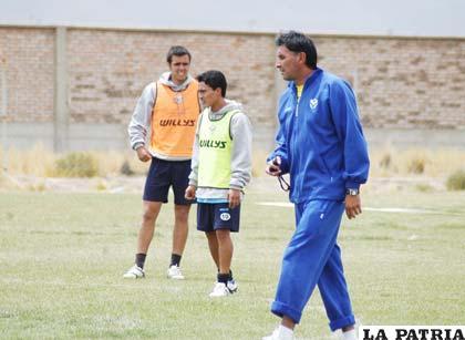 Vieira, Loayza y Ferrufino