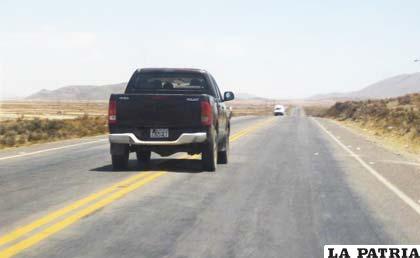 La no precaución y respeto a las señales de tránsito en carretera, pone en riesgo la integridad física de los pasajeros