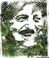 Qué mejor homenaje que inmortalizar su rostro en un diseño completamente ecológico