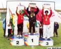 Iván Choque obtuvo la segunda  medalla de oro para Oruro