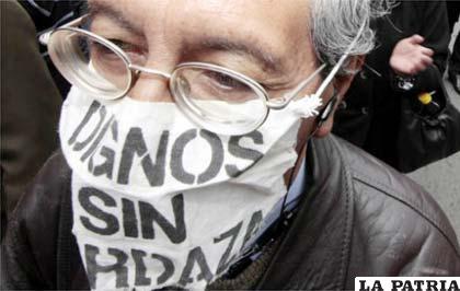 A dos años de la promulgación de la ley contra el racismo, periodistas aseguran que normativa va en contra de la libertad de prensa /lostiempos.com