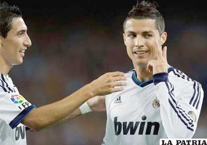 El portugués Cristiano Ronaldo (foto: libero.pe)