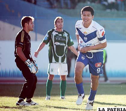Saucedo pretende seguir anotando para San José
