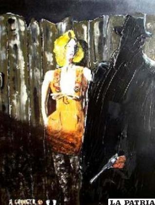 más antiguo prostitutas en la pintura