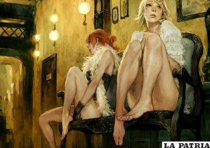La prostitución no tiene nombres ni edades