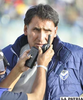 Marcos Ferrufino (foto: APG)