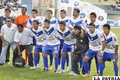 San José tiene la motivación de hacer buenos partidos en Oruro