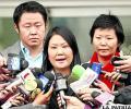 Hijos de Fujimori piden indulto para el expresidente peruano