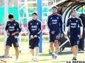 La selección argentina espera a Uruguay con todas sus estrellas (foto: foxsportsla.com)