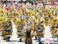 La danza de la morenada es orureña y boliviana