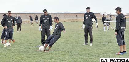 Los jugadores de San José retornaron a los entrenamientos luego de dialogar con los dirigentes