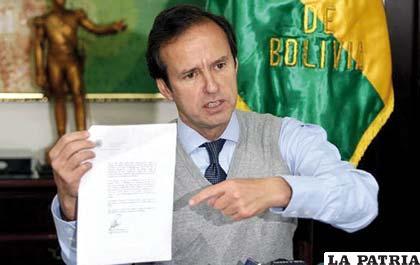 Piden medidas cautelares y aprehensión para Jorge Quiroga