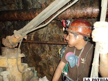Operadores mineros se ven afectados por falta de norma minera