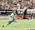 La última vez que jugaron en La Paz venció Oriente 1-2, el 13 de enero de 2013