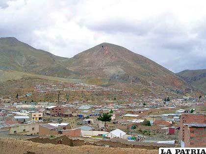 En Huanuni es donde hay marcada preocupación por la baja cotización de minerales y del estaño en particular