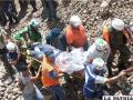 Rescate de mineros en Turquía