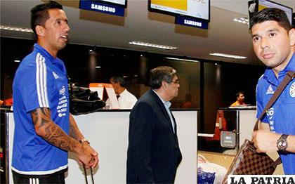 Los paraguayos viajaron ilusionados a Venezuela /sport.es