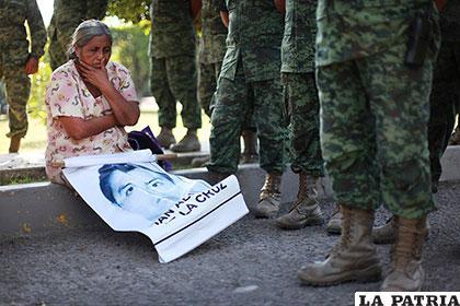 Continúan las protestas por la desaparición de 43 estudiantes de la normal de Ayotzinapa