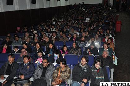 Las salas del Cine Gran Rex, listas para recibir a un público ávido de cine