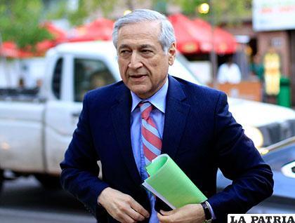 El ministro de Relaciones Exteriores de Chile, Heraldo Muñoz /soy-chile.cl