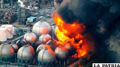 La energía nuclear no emite gases de efecto invernadero o contaminantes