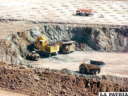 La minería está pendiente de políticas efectivas para encarar planes de mayor productividad y enfrentar la crisis de precios