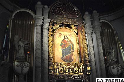 Nuestra Señora del Socavón motiva la fe de los danzarines del Carnaval de Oruro