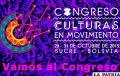 El congreso de Culturas en movimiento se celebra en Sucre