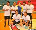 Continúa el campeonato de  futsal organizado por Abaiem