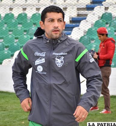 Walter Flores volvió a ser convocado /APG