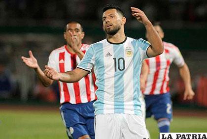 Sergio Agüero desperdició un penal, pudo ser el empate /as.com