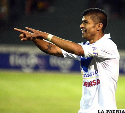 Gabriel Ríos selló la victoria anotando el segundo de los