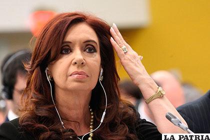 Amplía investigación contra la ex presidenta Cristina Fernández