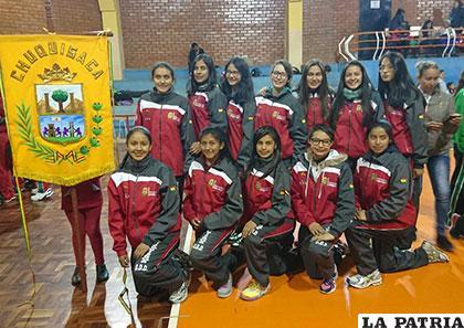 Chuquisaca pretende ser protagonista en el torneo