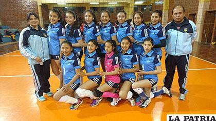 La selección de Oruro es favorita en el campeonato