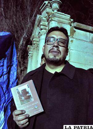 Autor de Cuentos de la Abuela, Edgar Sandoval