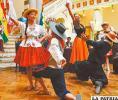 La cueca: danza de la pasión boliviana