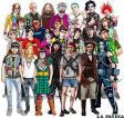 Subculturas juveniles: Formas de vida  alternativas y una crítica al pseudo hipster