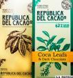 Plantean elaborar chocolate con  hoja de coca en vez de azúcar