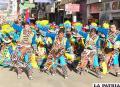 Universitarios ocuparán las calles con danzas del folklore nacional /Archivo