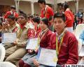 Estudiantes orureños apuestan por una buena participación en olimpiadas nacionales