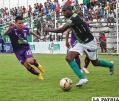 Petrolero empata en  casa con Real Potosí: 1-1