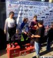 Dayana Beltrán ocupó el tercer  lugar en la Copa Latinoamérica