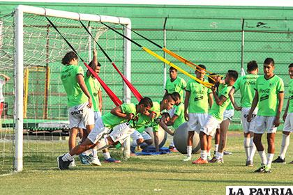 Bolivia buscará llevarse el triunfo ante Uruguay